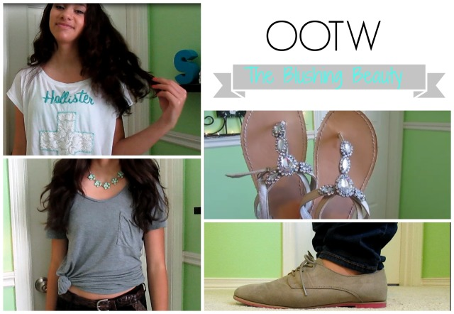 OOTW May 19-23 2014 | The Blushing Beauty