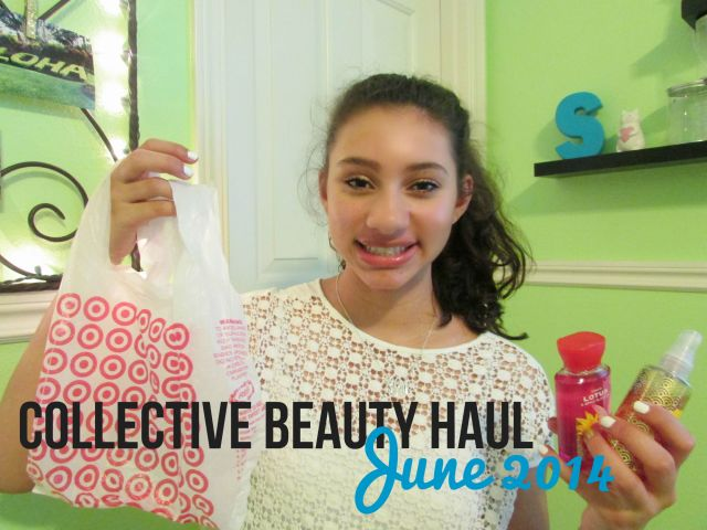 Collective Beauty Haul June 2014 | The Blushing Beauty