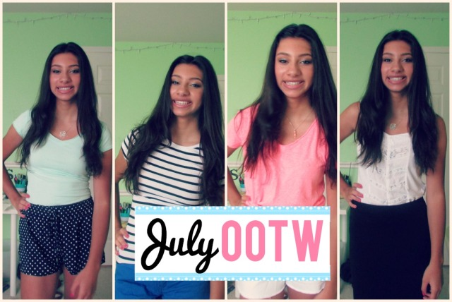 July OOTW | The Blushing Beauty