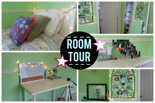 Room and Closet Tour | TheBlushingBeauty