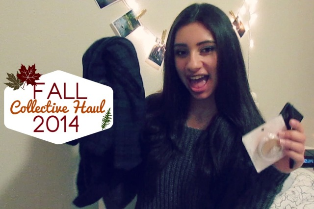 Collective Fall Haul 2014 | TheBlushingBeauty