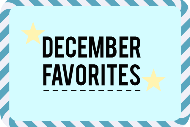 December Favorites 2014 | The Blushing Beauty